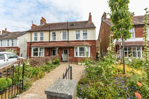Summersdale Road, Chichester. 4 bedroom semi-detached house