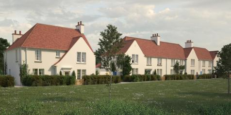 Coal Road, East Lothian Longniddry, EH32. 4 bedroom semi-detached house for sale