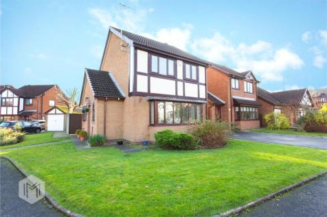 Astley Hall Drive, Ramsbottom, Bury, BL0. 3 bedroom detached house for sale