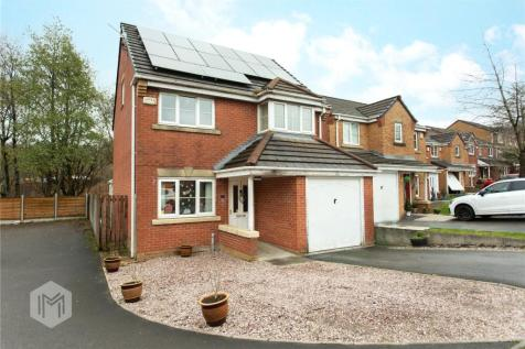 Hansby Close, Oldham, OL1. 4 bedroom detached house for sale