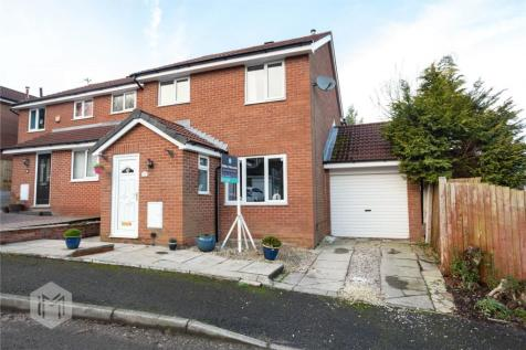 Falstone Avenue, Ramsbottom, Bury, Greater Manchester, BL0. 4 bedroom detached house for sale
