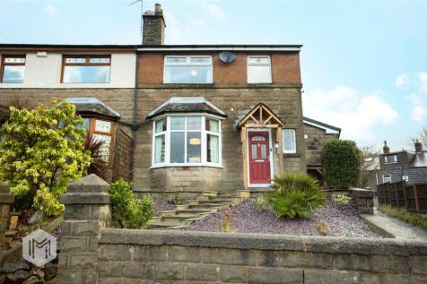 Bolton Road West, Ramsbottom, Bury, BL0. 3 bedroom semi-detached house for sale