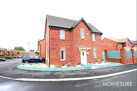 Marrow Drive, Fairfield, Liverpool, L7. 3 bedroom detached house