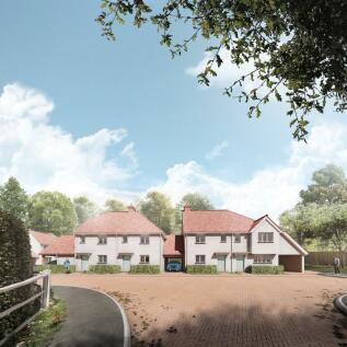 1-10 Barham Lodge, Church Lane,  Barham,  Canterbury,  CT4 6FE. 3 bedroom semi-detached house