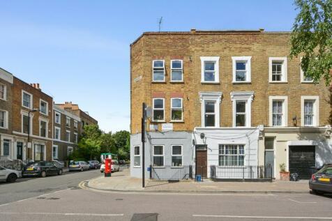Allen Road, London, N16. 4 bedroom block of apartments