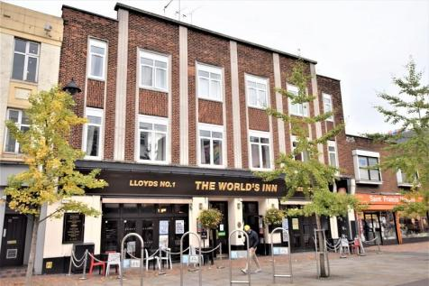 113-117 South Street, Romford, Essex. RM1 1NX. Block of apartments for sale