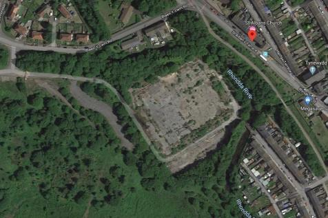 Former Stelco-Hardy Site, Blaenrhondda. Land for sale