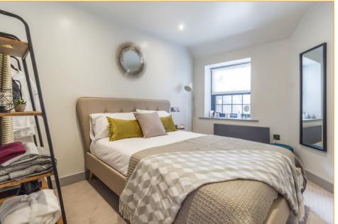 Haymarket, Sheffield, S1. 1 bedroom flat