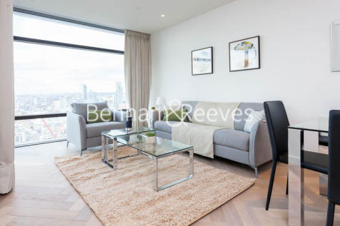 Principal Tower, Worship Street, EC2A. 1 bedroom apartment