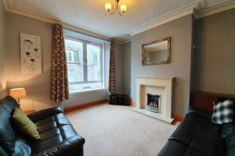 Wallfield Place, Aberdeen, AB25. 1 bedroom flat
