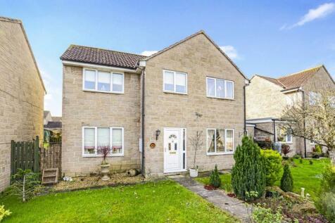 Ash Walk, Henstridge, BA8. 4 bedroom detached house
