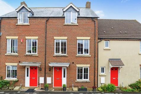 Great Ground, Shaftesbury, SP7. 3 bedroom town house