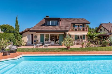 Vaud. 4 bedroom house for sale