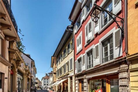 Vaud, Vevey. 4 bedroom property for sale