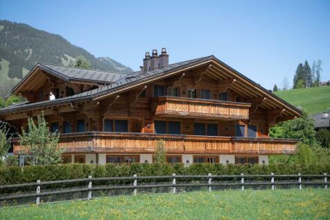 Bern, Gstaad. 5 bedroom apartment for sale