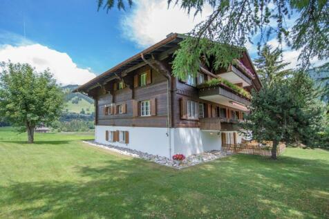 Bern, Gstaad. 4 bedroom apartment for sale