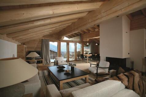 Valais, Champéry. 3 bedroom apartment for sale