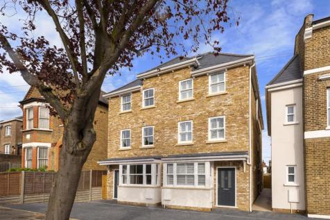 Derby Road, South Woodford, Redbridge, London. 4 bedroom town house for sale