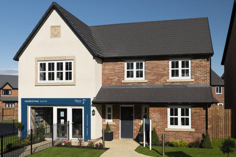 Low Moor Cottages, Durham, DH1. 5 bedroom detached house for sale