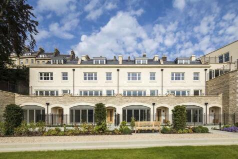 House D2 Hope House, Lansdown Road, Bath, BA1. 4 bedroom terraced house