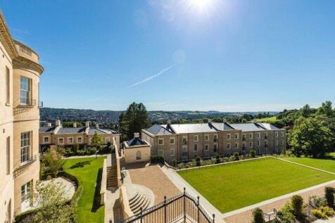 5 Hope House, Lansdown Road, Bath, BA1. 2 bedroom apartment for sale