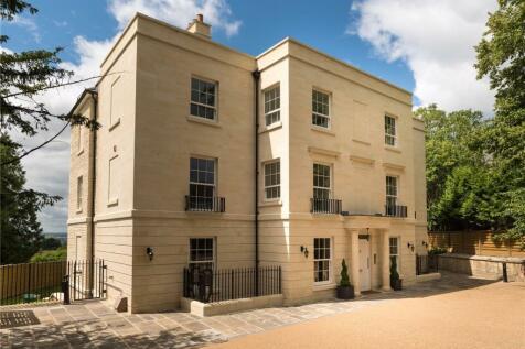 Apartment 1, Beckford Gate, Lansdown Road, Bath, BA1. 3 bedroom maisonette for sale
