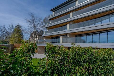 Kinnear Road - Pavilion Development, Inverleith, Edinburgh. 2 bedroom flat for sale