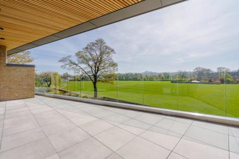 Kinnear Road - Pavilion G3, Inverleith, Edinburgh. 3 bedroom flat for sale
