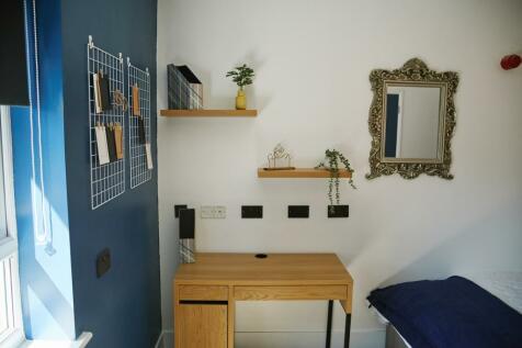 Williams House , 74 William Street, Loughborough. 1 bedroom flat