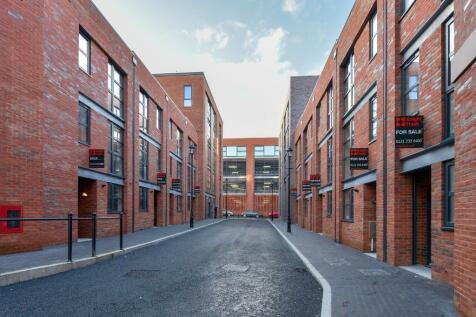 Tenby Street South, Birmingham, B1. 4 bedroom mews house