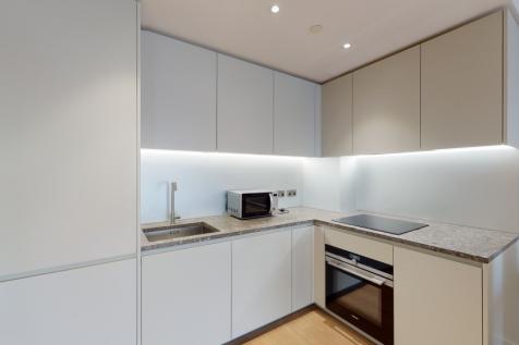 Cutter Lane, SE10. 1 bedroom flat
