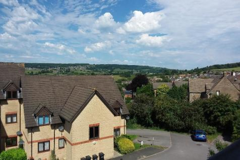 23 Weavers House, Wesley Court, Stroud, Gloucestershire, GL5. 2 bedroom flat