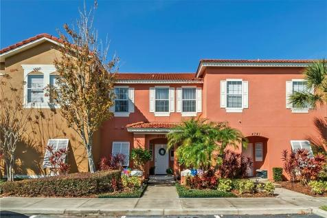 Florida, Osceola County, Kissimmee. 3 bedroom town house for sale