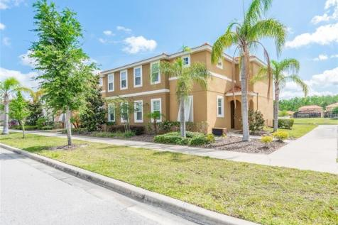 Florida, Osceola County, Kissimmee. 4 bedroom town house for sale