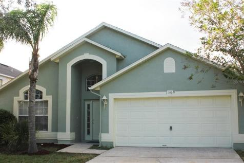 Florida, Polk County, Haines City. 4 bedroom detached house for sale