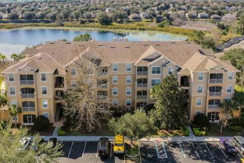 Florida, Osceola County, Kissimmee. 3 bedroom apartment for sale