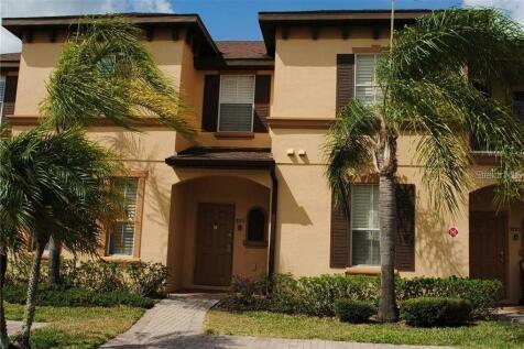 Florida, Polk County, Davenport. 4 bedroom town house for sale
