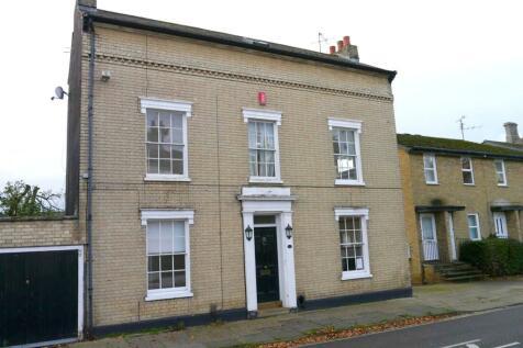 Anglesea Road, Ipswich, Suffolk, IP1. 5 bedroom detached house