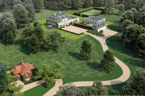 Spats Lane, Headley Down, Bordon, Hampshire, GU35. 7 bedroom country house for sale