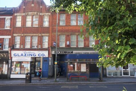 Beckenham Road, Beckenham, BR3. Studio flat