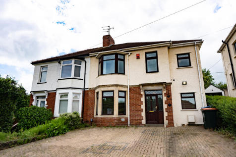 Glasllwch Crescent, Newport, NP10. 5 bedroom semi-detached house for sale