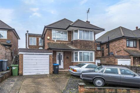 Adams Close, LONDON. 4 bedroom detached house for sale