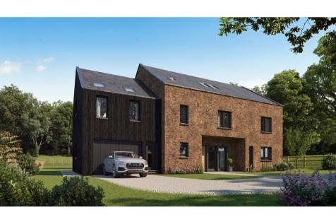 Bespoke New Home: Culverden Down, Tunbridge Wells, Kent, TN4 9SG. 5 bedroom detached house