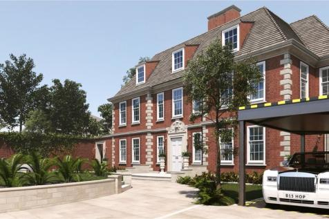 The Bishops Avenue, Hampstead, London, N2. Detached house for sale