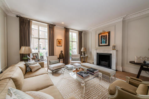 Wilton Place. 5 bedroom terraced house for sale