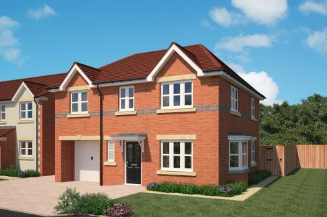 Grandfield Street, Loscoe, Derbyshire, DE75. 4 bedroom detached house for sale