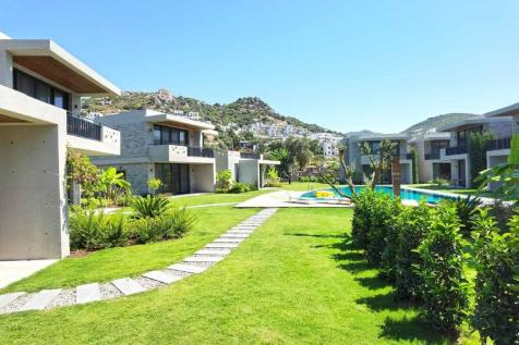 Yalikavak, Bodrum, Mugla. 2 bedroom apartment