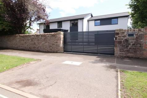 Y Berllan, The Parade, Monmouth. 5 bedroom detached house