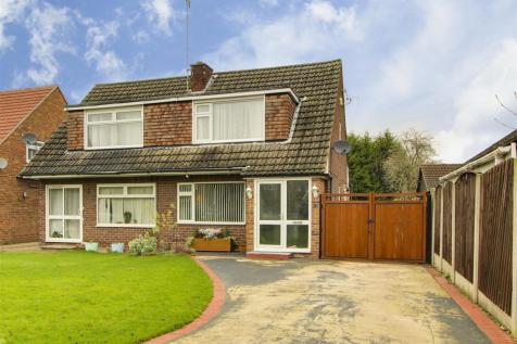 Fieldway, Wilford, Nottinghamshire, NG11 7DS. 3 bedroom semi-detached house for sale