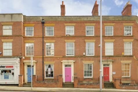 Mansfield Road, Nottingham, Nottinghamshire, NG1 3HD. 7 bedroom terraced house